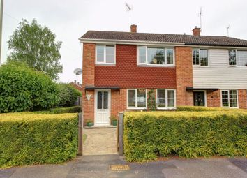 Thumbnail 3 bed terraced house for sale in Beverley Gardens, Romsey, Hampshire