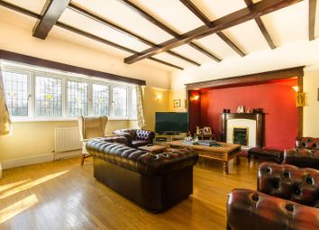 Thumbnail 4 bedroom detached house for sale in Fenstanton Avenue, North Finchley