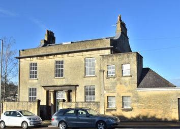 Thumbnail 2 bed flat for sale in Warminster Road, Bathampton, Bath