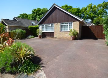 Thumbnail 2 bed detached bungalow for sale in Gainsborough Avenue, New Milton