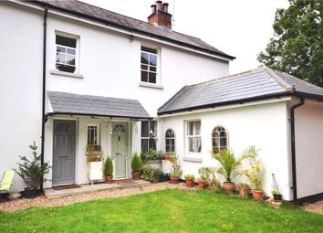 Thumbnail 1 bed flat for sale in Heath Road, Bagshot, Surrey