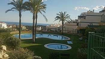Thumbnail 3 bed town house for sale in Finestrat Collado Real (Near Benidorm), Alicante, Spain
