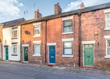 Thumbnail 2 bed terraced house for sale in Church Street, Sandbach, Cheshire, .