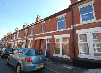 Thumbnail 3 bedroom property to rent in Wild Street, Derby