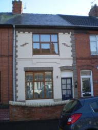 Thumbnail 3 bed terraced house to rent in Crescent Road, Hugglescote, Coalville