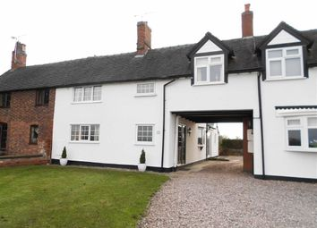 Thumbnail 3 bed cottage for sale in Chester Road, Acton, Nantwich