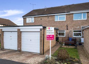Thumbnail 2 bedroom terraced house for sale in Westland Gardens, Westfield, Sheffield