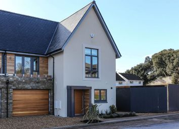 Thumbnail 3 bedroom terraced house for sale in Salisbury Grove, Clevedon