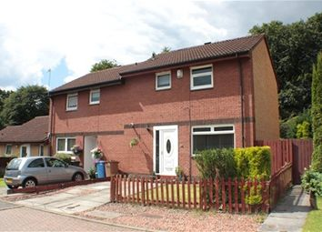 Thumbnail 2 bed terraced house to rent in Falcon Brae, Livingston, Livingston