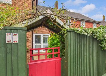 Thumbnail 3 bed terraced house for sale in Clare Crescent, Leatherhead, Surrey
