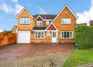 Thumbnail 5 bed detached house for sale in Armada Close, Rownhams, Southampton, Hampshire