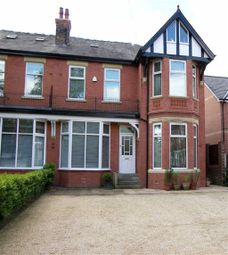 Thumbnail 3 bed town house to rent in The Drive, Off Bury New Road, Salford
