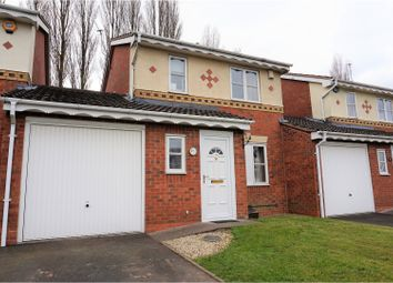 Thumbnail 3 bed link-detached house for sale in Constantine Way, Bilston
