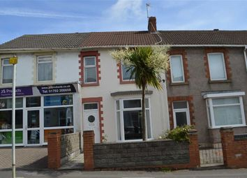 Thumbnail 2 bedroom terraced house for sale in Tycoch Road, Swansea