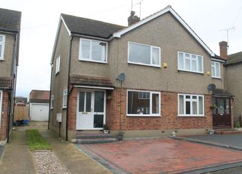 Thumbnail 3 bed semi-detached house to rent in Tyrone Road, Billericay