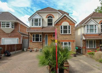 Thumbnail 5 bed detached house for sale in Brookside South, East Barnet, Hertfordshire