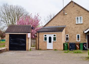 Thumbnail 1 bed semi-detached house for sale in Medeswell, Peterborough