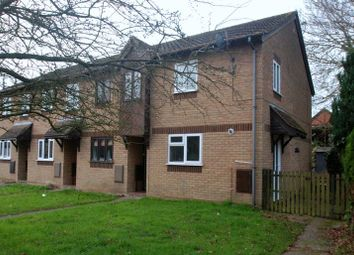Thumbnail 2 bed end terrace house to rent in Nelson Close, Hethersett, Norwich