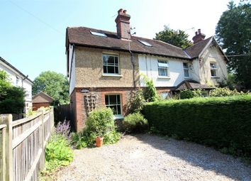 Thumbnail 3 bed end terrace house for sale in Cat Street, Upper Hartfield, Hartfield, East Sussex