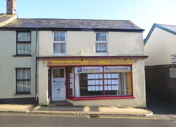 Thumbnail 1 bed flat to rent in Chapel Street, Holsworthy