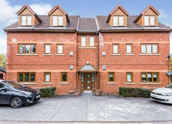 Thumbnail 2 bed flat for sale in Folly Lane, Swinton, Manchester