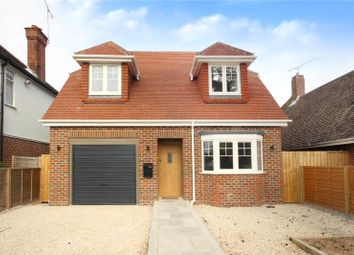 Thumbnail 3 bed detached house for sale in Park Drive, Rustington, West Sussex