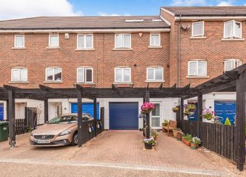 Thumbnail 4 bed terraced house for sale in Santa Cruz Drive, Eastbourne, East Sussex