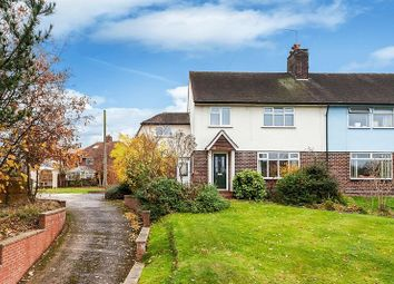 Thumbnail 4 bed town house for sale in Congleton Road, Biddulph, Stoke-On-Trent