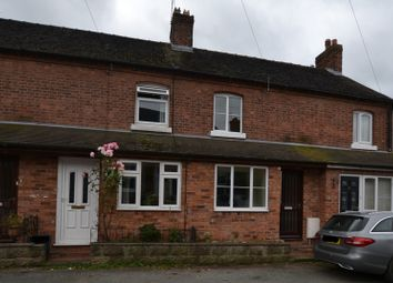 Thumbnail 2 bed terraced house to rent in Longslow Road, Market Drayton