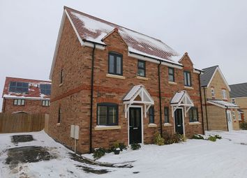 Thumbnail 2 bed semi-detached house for sale in Corby, Corby, Northamptonshire