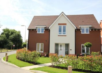 Thumbnail 4 bed detached house to rent in Bluebell Crescent, Woodley