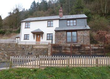 Thumbnail 4 bedroom detached house for sale in Weare Giffard, Bideford