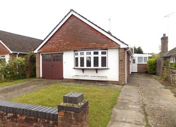 Thumbnail 2 bed detached bungalow to rent in Hollybank Crescent, Hythe