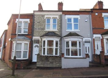 Thumbnail 3 bed terraced house for sale in St. Marys Court, St. Marys Avenue, Braunstone, Leicester