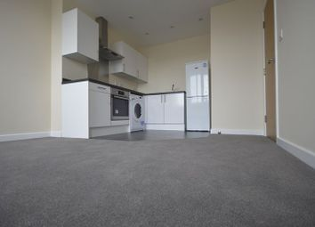 Thumbnail 1 bed flat to rent in Burleys Way, Leicester