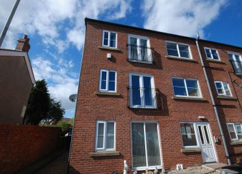Thumbnail 2 bed flat for sale in Half Moon Street, Stakeford, Choppington
