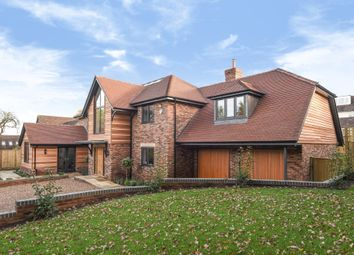 Thumbnail 4 bedroom detached house for sale in Green Lane, Pangbourne
