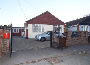 Thumbnail 4 bed bungalow for sale in Cuckolds Green Road, Lower Stoke, Rochester, Kent