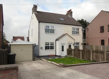 Thumbnail 3 bed semi-detached house for sale in Limekiln Fields, Bolsover, Chesterfield