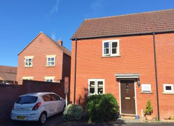 Thumbnail 2 bed end terrace house to rent in Venn Close, Cotford St. Luke, Taunton