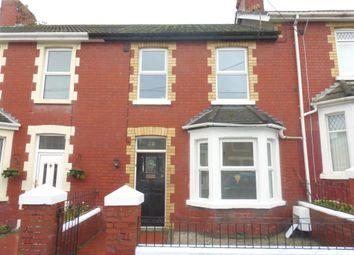 Thumbnail 3 bed terraced house for sale in Park Street, Kenfig Hill, Bridgend