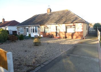Thumbnail 2 bed semi-detached bungalow for sale in Burringham Road, Scunthorpe