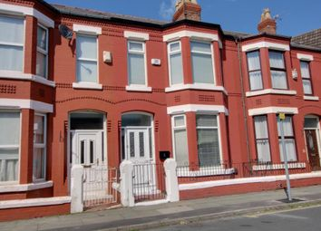 Thumbnail 3 bed terraced house for sale in Molyneux Road, Waterloo, Liverpool
