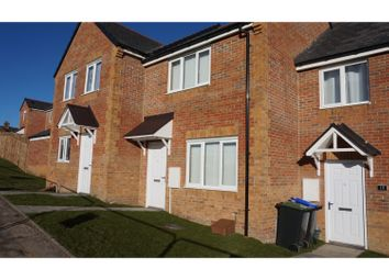 Thumbnail 2 bed terraced house for sale in Gerard Close, Stanley