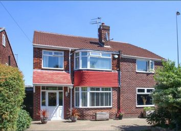 Thumbnail 4 bed detached house for sale in Dorchester Avenue, Urmston, Manchester