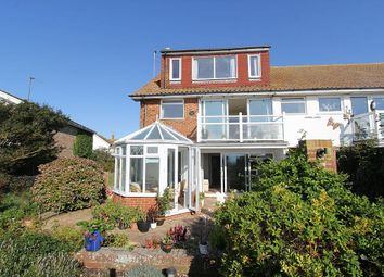 Thumbnail 5 bed town house for sale in ''townhouse On The Beach'', Beachfront, The Parade, Pevensey Bay, East Sussex