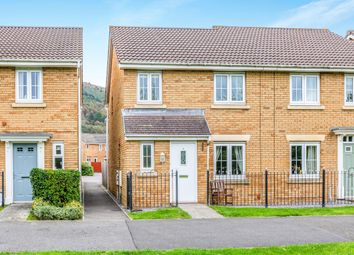 Thumbnail 3 bed semi-detached house to rent in Abbottsmoor, Port Talbot