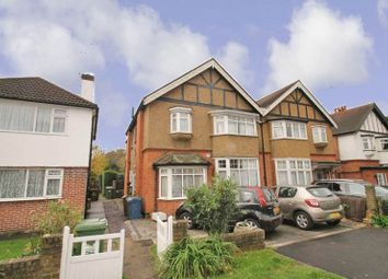 Thumbnail 3 bedroom flat to rent in Marsh Road, Pinner, Middlesex
