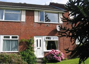 Thumbnail 2 bed town house to rent in Blackthorn Drive, Eastwood, Nottingham
