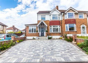 Thumbnail 4 bed semi-detached house for sale in Dumbreck Road, Eltham Park, London